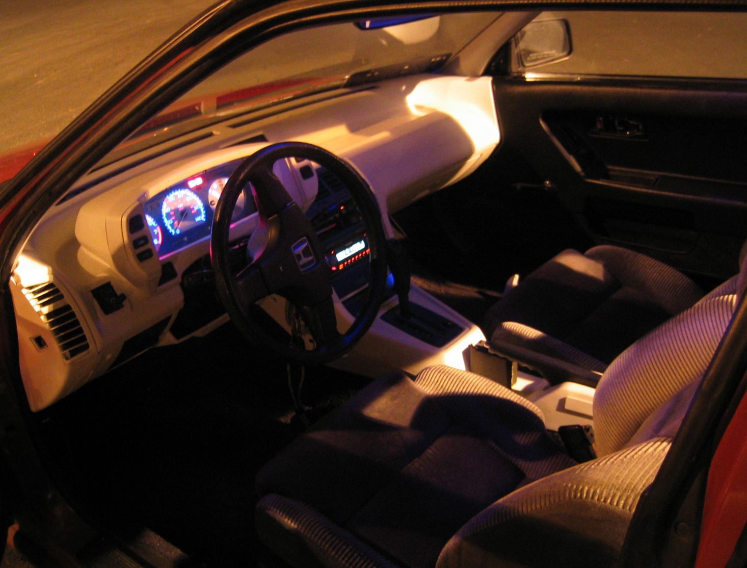 interior at nite babayyy
